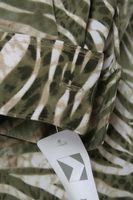 Neu! HABELLA Bluse Gr. 52 Oliv gemustert Langarm – Bild 3