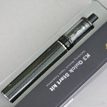 Aspire K3 Starter Kit 1200mAh – Bild 2