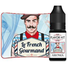 10ml Aroma Le French Gourmand, FlavorHit