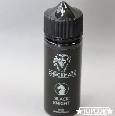 10ml Aroma Black Knight, Checkmate Dampflion