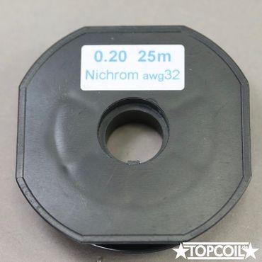 25m 0,20mm NiChrom 80 Draht