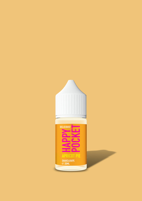 Apricot Pie, HappyPocket 20ml