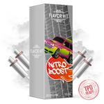 10ml Nitro Boost nikotinfrei 50/50, FlavorHit 001