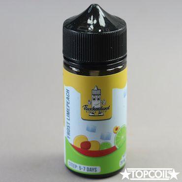 Flaschendunst Frost Lime Peach, Longfill Aroma 20ml