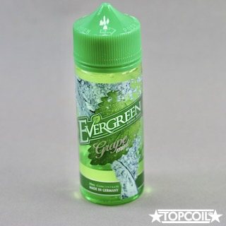 Evergreen Grape Mint, 30ml Aroma