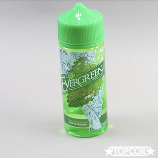 Evergreen Melon Mint, 30ml Aroma
