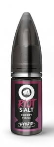 Cherry Fizzle 10ml Salt-Hybrid Liquid by Riot