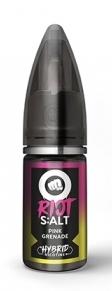 Pink Grenade 10ml Salt-Hybrid Liquid by Riot