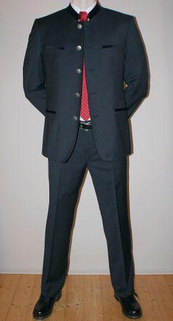 Anzug Lodenfrey Trachten Sakko Jacke u. Hose Trachtenanzug Janker Festtracht – Bild 11