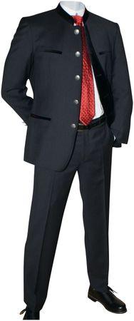 Anzug Lodenfrey Trachten Sakko Jacke u. Hose Trachtenanzug Janker Festtracht – Bild 1