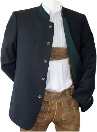 Trachtensakko Lodenfrey Trachten Sakko Jacke Trachtenjacke Salzburger Janker – Bild 4