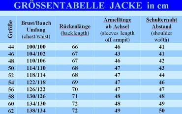 Wolljacke Trachtenjacke Strickweste Janker Strickjacke Strickjanker Schurwolle – Bild 3