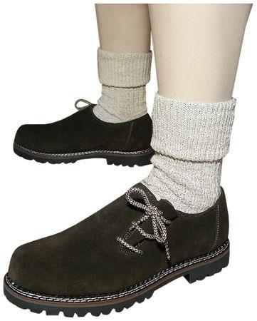 Trachtensocken Trachten-Strümpfe Socken Stutzen Trachtenstrümpfe Tracht beige – Bild 1