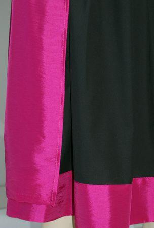 Dirndl Festtracht Trachten-Kleid Trachtenkleid Dirndlkleid Ballkleid pink rosa – Bild 8