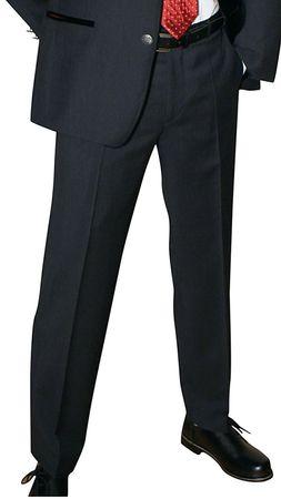 Anzughose Lodenfrey Hose Trachtenhose für Trachten-Anzug Fresko-Stoff Schurwolle – Bild 1