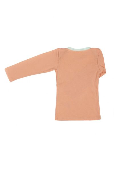 LONG SLEEVE T-SHIRT RIB JERSEY – image 8