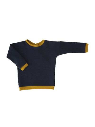 MERINO PULLOVER (WAFFLE STRUCTURE KNIT) – image 5