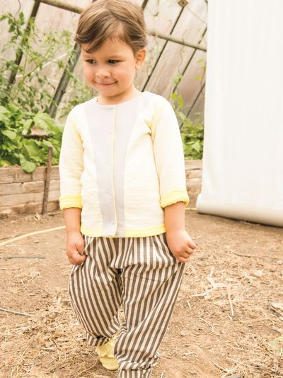 CARDIGAN REVERSIBLE (CRASH ARMADILLO KNIT) – image 1