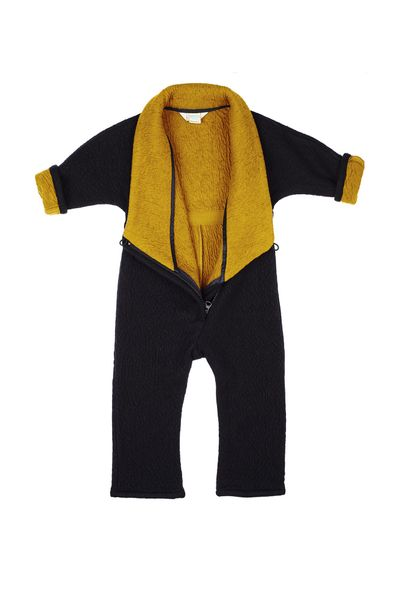 MERINO WINTER OVERALL (BOILED WOOL KNIT) – image 3