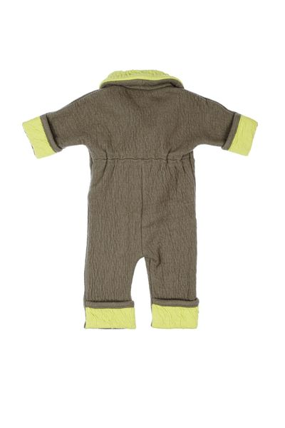 MERINO WINTER OVERALL (BOILED WOOL KNIT) – image 15