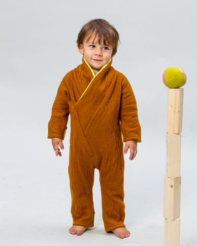 MERINO WINTER OVERALL (BOILED WOOL KNIT) – image 19