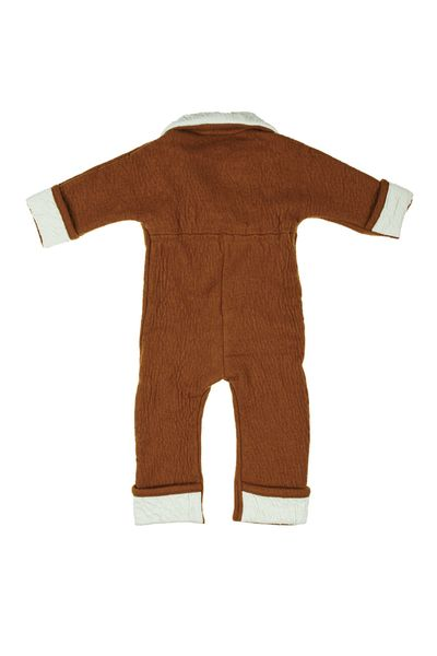 MERINO WINTER OVERALL (BOILED WOOL KNIT) – image 18