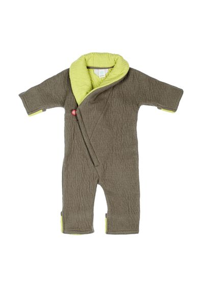 MERINO WINTER OVERALL (BOILED WOOL KNIT) – image 13