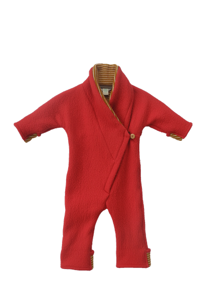 MERINO WINTER OVERALL (BOILED WOOL KNIT STRIPED) – image 5