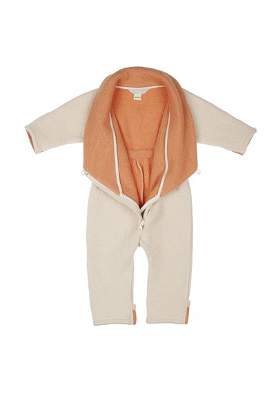 NEWBORN MERINO WINTER OVERALL (BOILED WOOL KNIT) – image 6