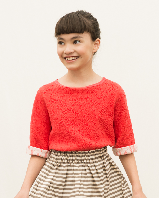 Arm Knitting Pullover : Arm pullover reversible crash strawberry knit babies