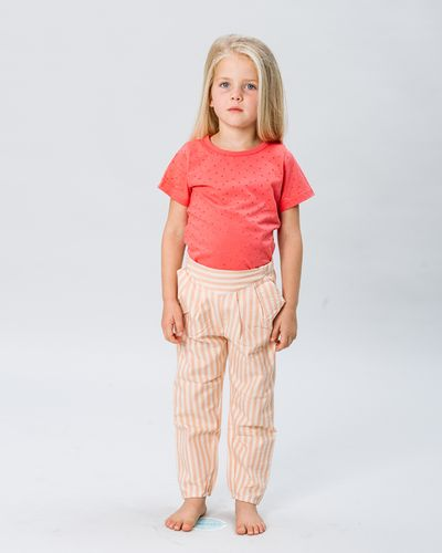 PLEATED PANTS SEERSUCKER – image 8