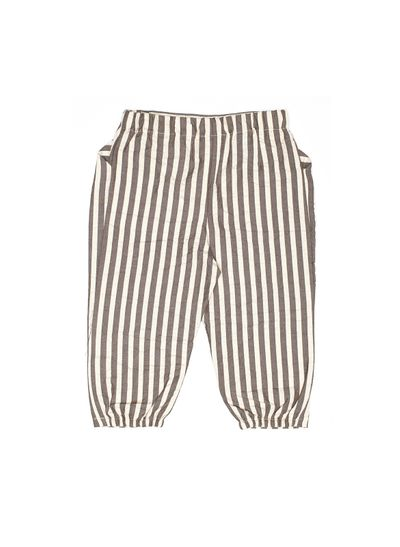 PLEATED PANTS SEERSUCKER – image 5