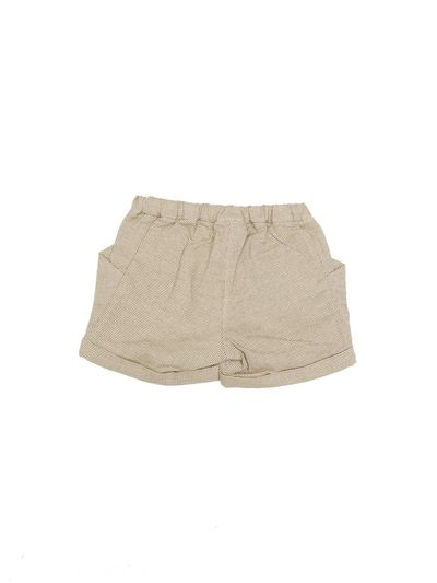 SHORTS FAUX CARREAU – image 2