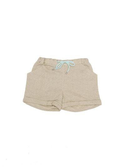 SHORTS FAUX CARREAU – image 1