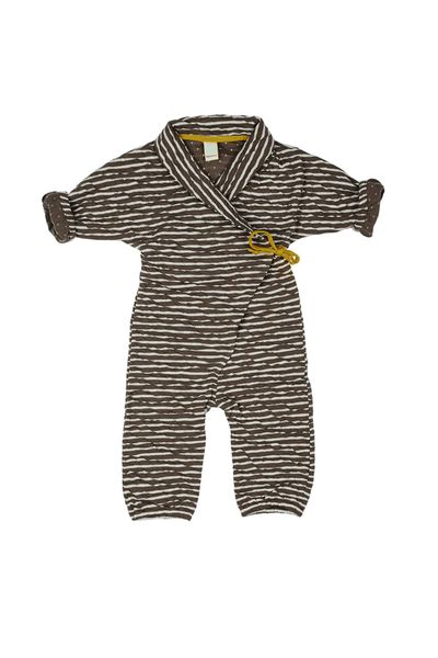 STRIPE OVERALL (CRASH KNIT) – image 10