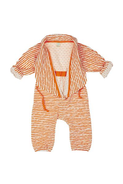 STRIPE OVERALL (CRASH KNIT) – image 15