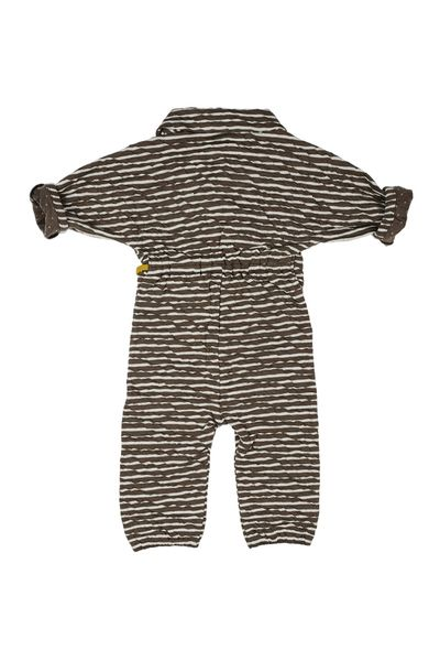 STRIPE OVERALL (CRASH KNIT) – image 12