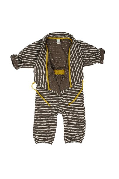 STRIPE OVERALL (CRASH KNIT) – image 11