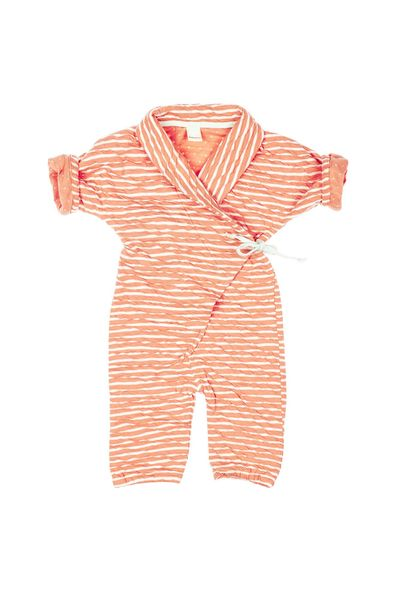 STRIPE OVERALL (CRASH KNIT) – image 6