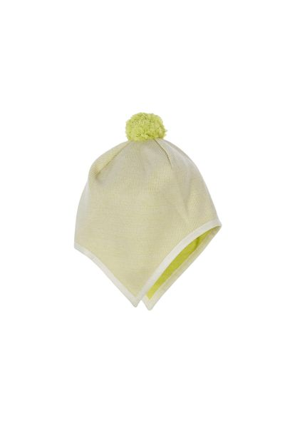 MERINO BABY HAT WITH EAR PROTECTION (FLAT KNIT) – image 3