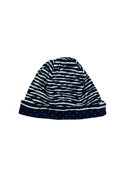 STRIPE HAT (CRASH KNIT)