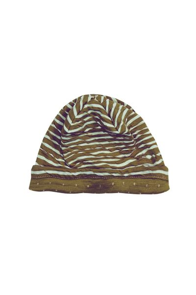 STRIPE HAT (CRASH KNIT) – image 6