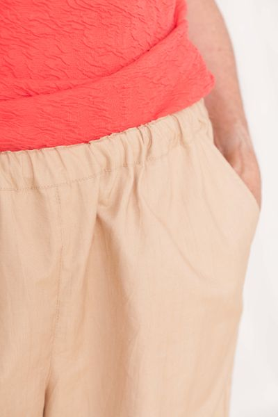 PLEATED PANTS SUMMER COTTON – image 4
