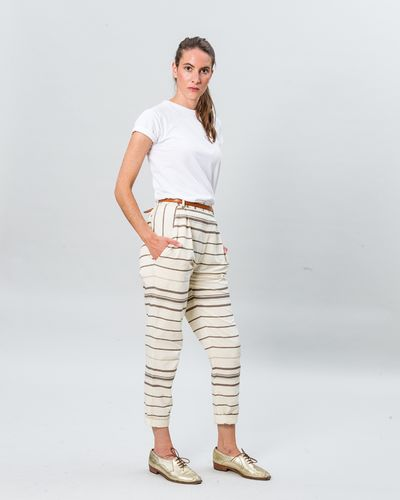 BUNDFALTENHOSE SUMMER COTTON  – Bild 3