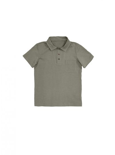 POLO SHIRT (SINGLE JERSEY) – image 1