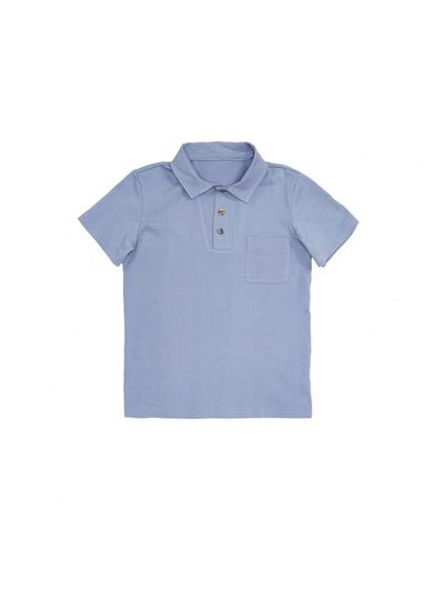 POLO SHIRT (SINGLE JERSEY) – image 2