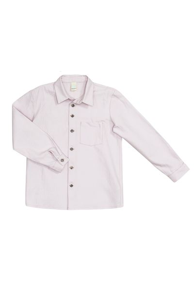 LONG SLEEVE SHIRT (LINETTE WOVEN FABRIC) – image 4