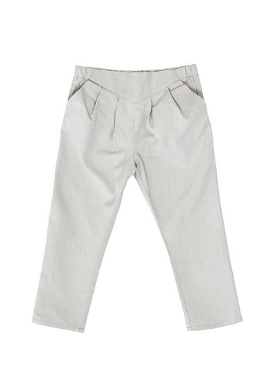 PLEATED PANTS LINETTE – image 10