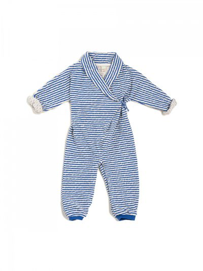 STRIPE OVERALL (CRASH KNIT) – image 5