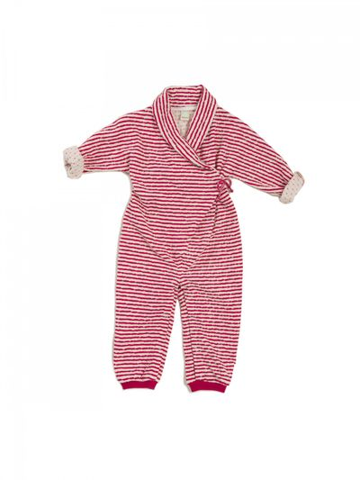 STRIPE OVERALL (CRASH KNIT) – image 2